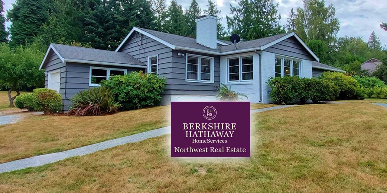 Berkshire Hathaway HomeServices NW Realty Open Houses: Normandy Park, Burien, Renton, Kent