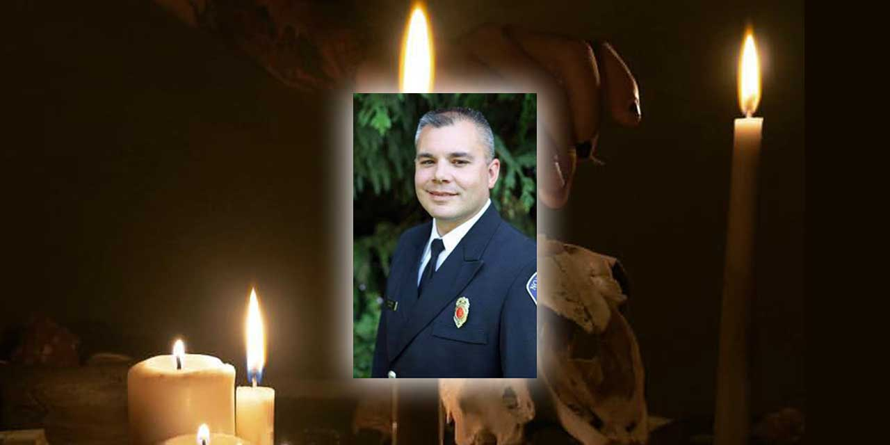 Celebration of Life for Firefighter Capt. Eric Boutwell is Saturday