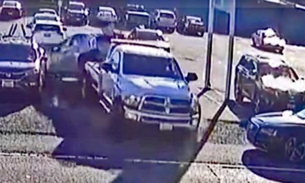 VIDEO: Police release video of tow truck carjacking incident