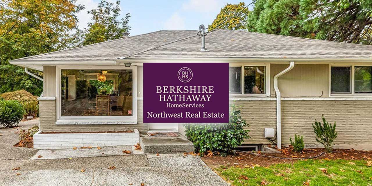 Berkshire Hathaway HomeServices NW Open Houses: Normandy Park, Seattle, Kent