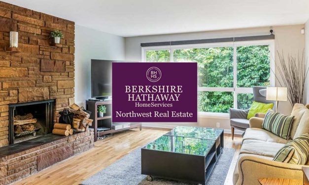 Berkshire Hathaway HomeServices NW Open Houses: Normandy Park, Seattle, Kent, Gig Harbor, Bothell, Auburn