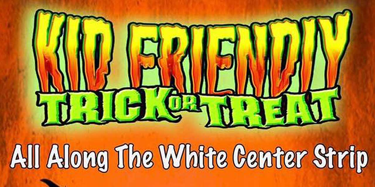 Rat City Trick or Treat Festival will be Sunday, Oct. 27
