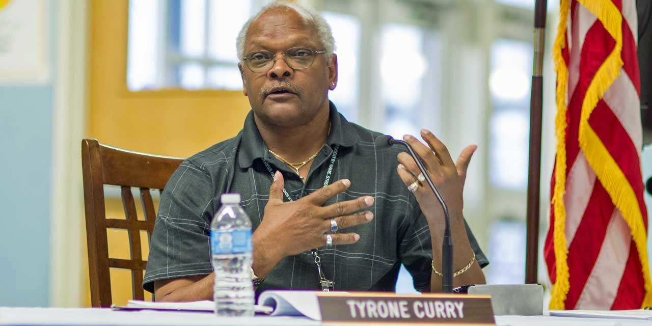 Highline School Board Member Tyrone Curry Sr. retirement party will be Nov. 20