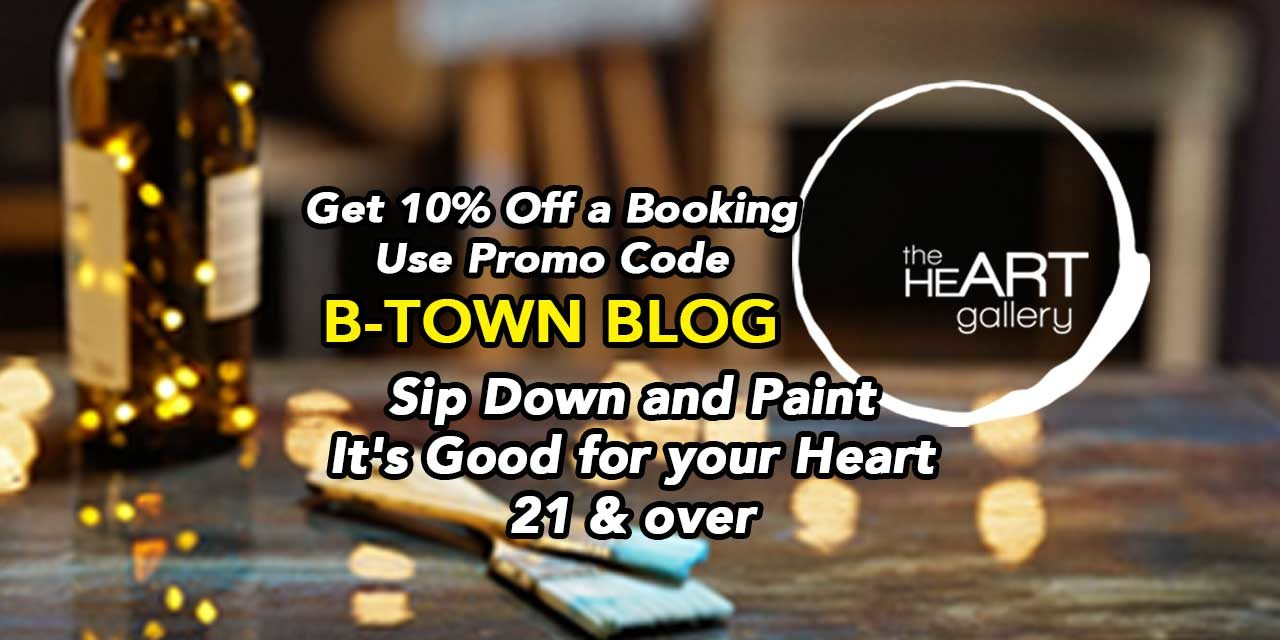 Burien's Heart Gallery offers Paint & Sip experiences to delight 21+ crowd