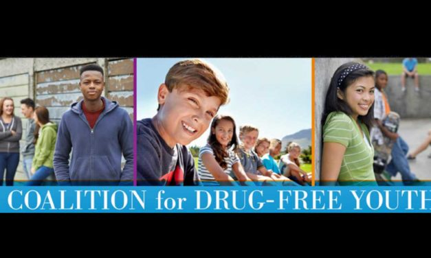Coalition for Drug-Free Youth Meeting/Potluck is this Wed., Dec. 11