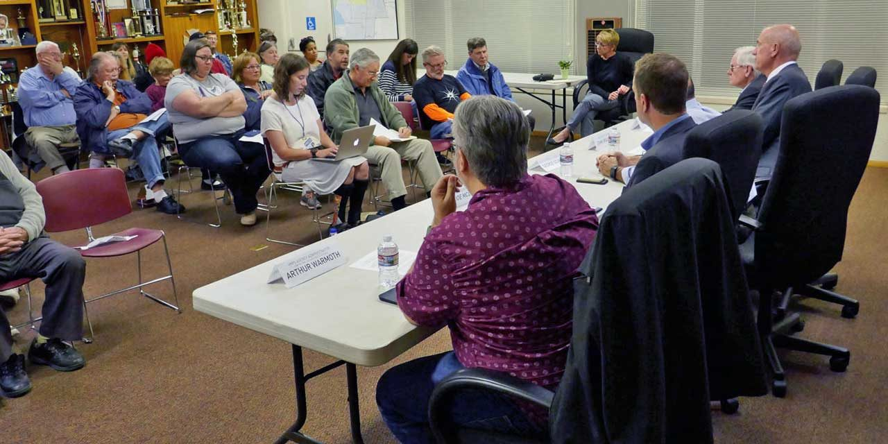 Next North Highline Unincorporated Area Council Meeting will be Thursday