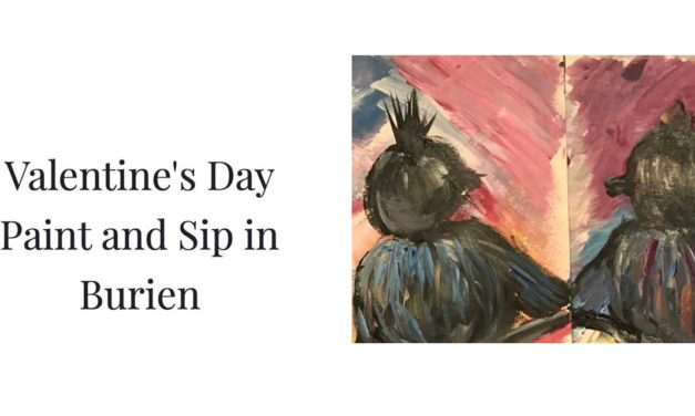 Tranquility, Hot Air Balloons, Galentine's & Valentine's headline Feb. at The Heart Gallery