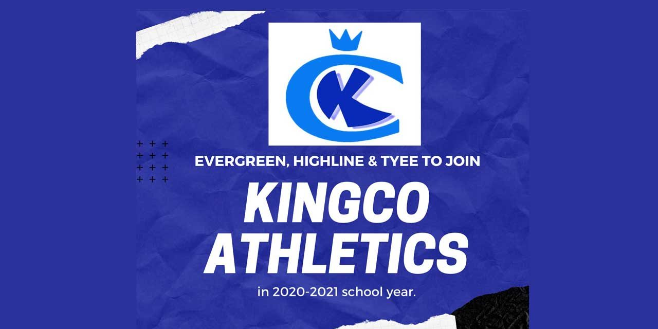 Evergreen, Highline & Tyee High Schools will join KingCo League this fall