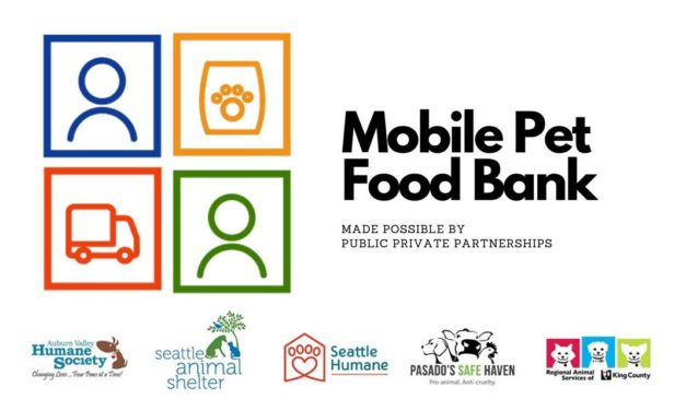 Mobile Pet Food Bank will be at Steve Cox Memorial Park this Friday