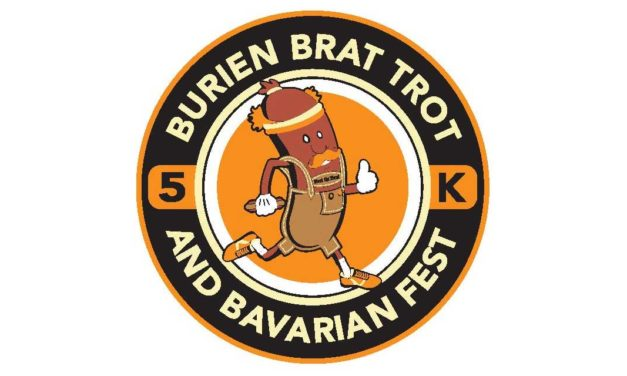 Registration for the 'VIRTUAL' 2020 Burien Brat Trot now open