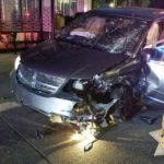 Police chase stolen minivan, arrest driver after it crashes in White Center