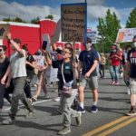 VIDEO: Watch Wednesday's White Center Community March for Black Lives