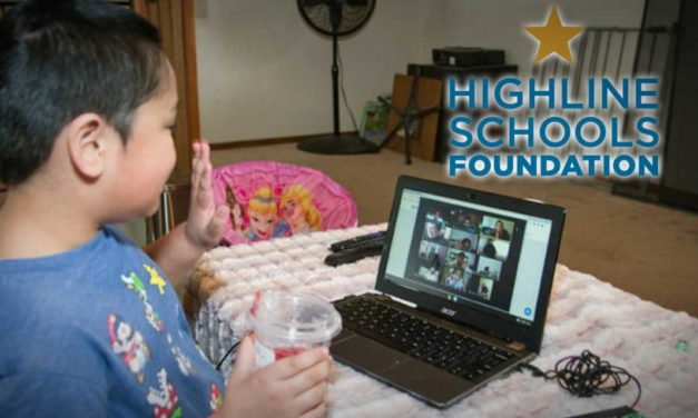 Help Highline Schools families – make sure our students are connected