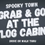 'Family Spooky Town Grab and Go' will be Sat., Oct. 24 at Steve Cox Memorial Park
