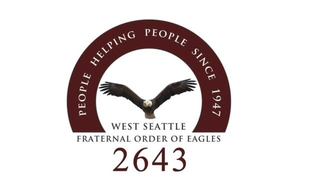 Free Food Boxes will be given out at West Seattle Eagles this Wed., Oct. 7