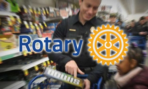 Rotary Club of Burien/White Center seeking donations for 'Shop With A Cop' event