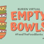 REMINDER: Empty Bowls virtual fundraiser starts Friday, and here's how YOU can help