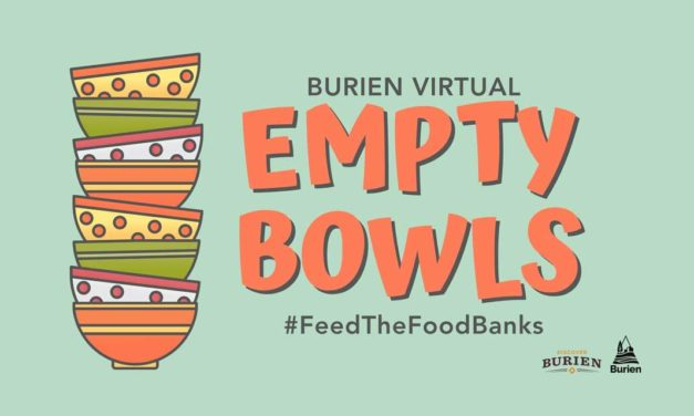 Annual Empty Bowls fundraiser for local food banks will be virtual this year, from Jan. 15–29