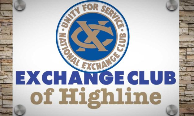 Do strangers matter in the Highline Area? Exchange Club of Highline says 'YES!'